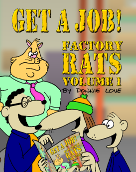 Get a Job book cover